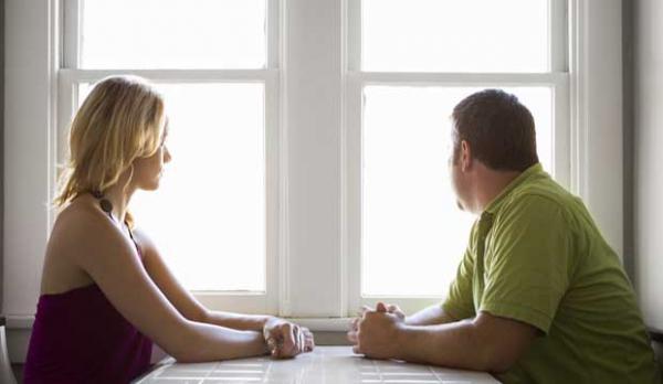 Как правильно сказать мужу про развод