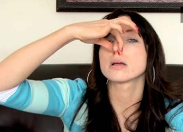 как остановить небольшое кровотечение из носа