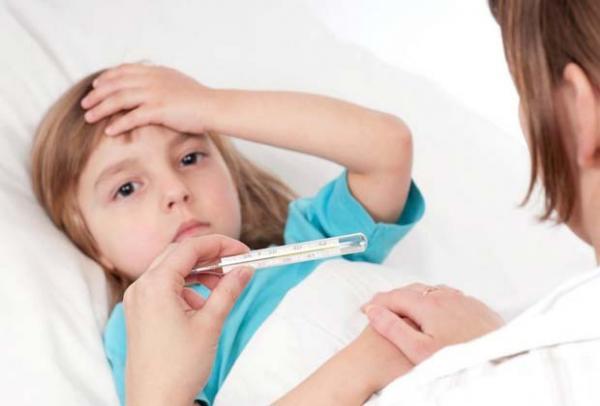 Как измерить температуру тела ребенка