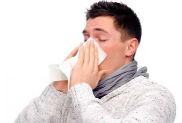 естественное лечение - чаще сморкайтесь