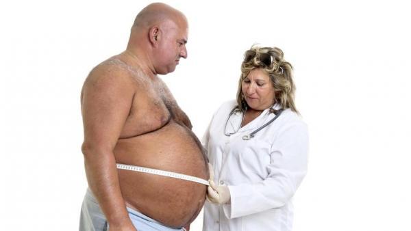 индекс массы тела для мужчин