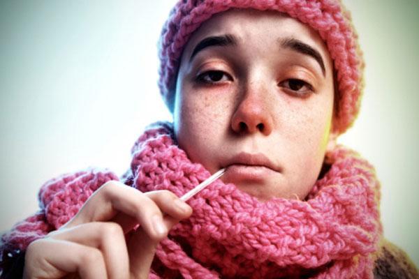 Лечение простуды схема