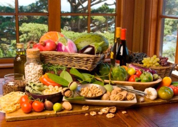 О пользе средиземноморской диеты