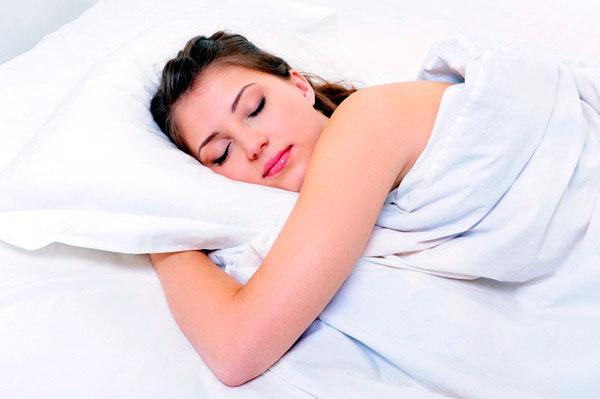 Как человеку правильно спать