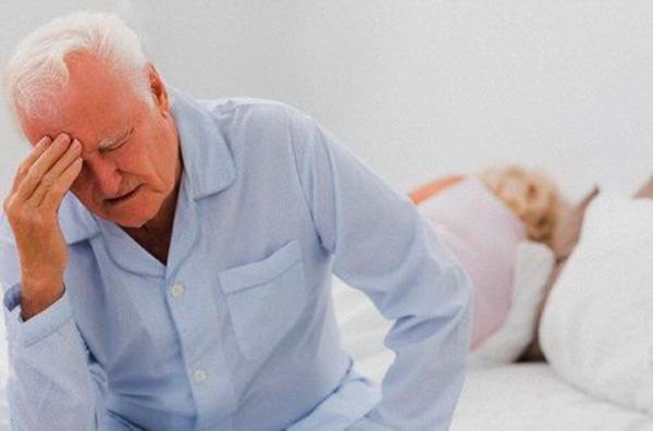 Влияние стресса на память пожилых людей