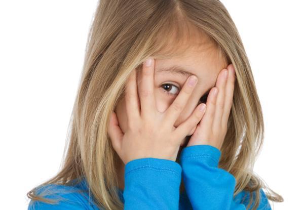 Застенчивость у детей: общие проблемы