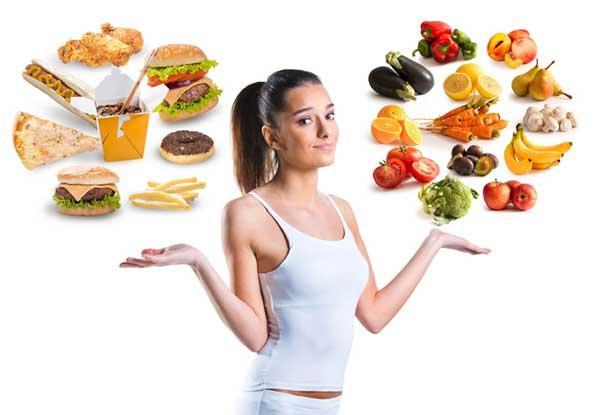 Что включает в себя здоровая диета