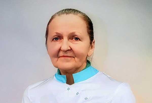 врач-вирусолог Раиса Дмитриевна Гавриляка