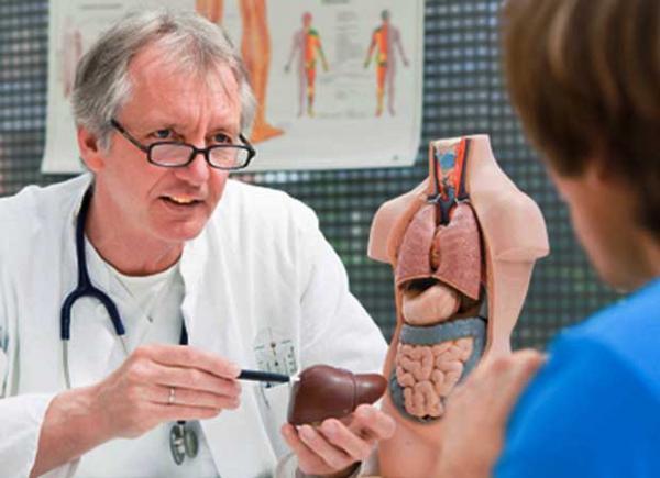 История болезни цирроз печени