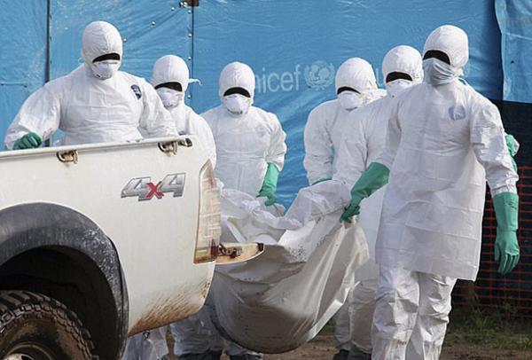 болезнь эбола фото последствий