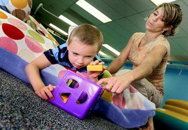 трудотерапия для аутистов