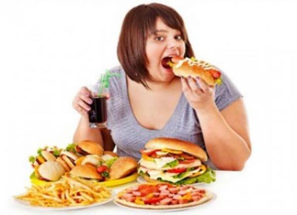 Неправильное питание при сахарном диабете