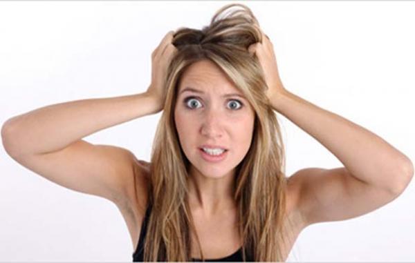 Эритразма у женщин