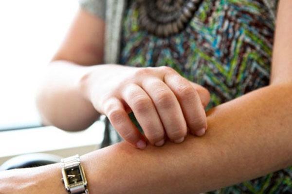 проявления диабета на коже