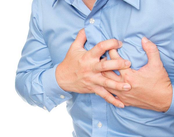 Сердечная недостаточность причины