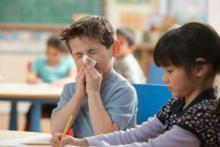 Сезон рождения связан с риском аллергии