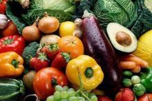Продукты вегетарианской диеты