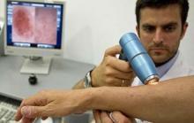 Диагностика меланомы