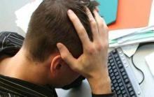 Депрессия из-за социальных сетей