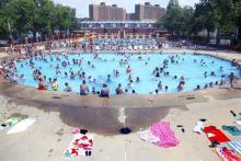 Публичный бассейн опасен для здоровья?