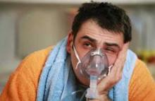 Небулайзер для астматиков