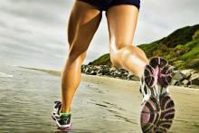 Бег полезен для колен
