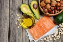 Жирные кислоты омега-3, продукты