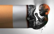 Курение во время беременности связано с аутизмом у будущих внуков. Фото scoooops.com