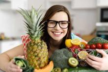 Фрукты и овощи от стресса