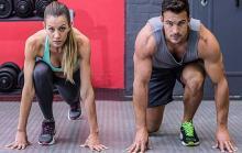 Физически активные люди