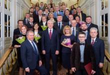 Лауреаты Премии города Москвы в области медицины за 2017 год, фото mos.ru