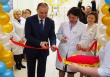 Открытие диспансерного модуля психического здоровья в Чертаново фото mosgorzdrav.ru