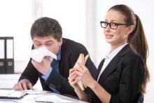 профилактика гриппа на работе