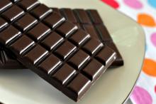 Плитка шоколада целиком безопасна?