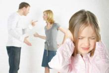 Родительский развод увеличивает риск развития бронхиальной астмы