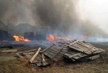 Московские врачи вылетели в Хакасию помогать пострадавшим от пожаров
