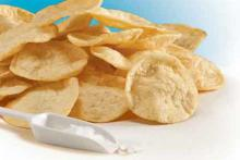Соленые чипсы