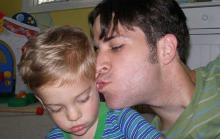Важность отцов в воспитании детей аутистов