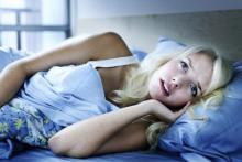 Нарушения сна у женщин