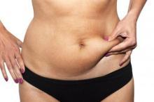 Что делать если нужно быстро убрать жир на животе?