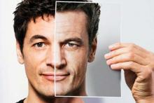 В чем причина того, что мужчина молодо выглядит по сравнению со сверстниками?