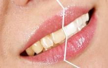 Как лечить желтые зубы в домашних условиях