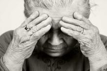 Депрессия в пожилом возрасте