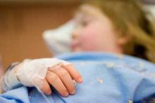 Почечная недостаточность у детей, на фото больной ребенок