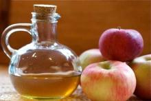 Яблочный уксус - какая польза для похудения и лечения