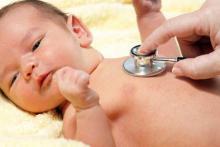Болезни новорожденных - неонатальный сепсис