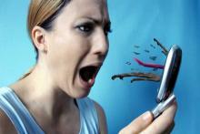 Телефонофобия все-таки не входит в Топ 10 фобий человека