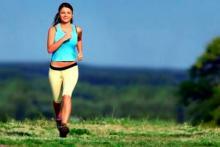 Оздоровительный бег