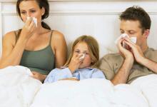 Профилактика простуды у детей и взрослых