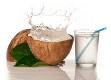 Кокосовая вода подарит хорошее здоровье